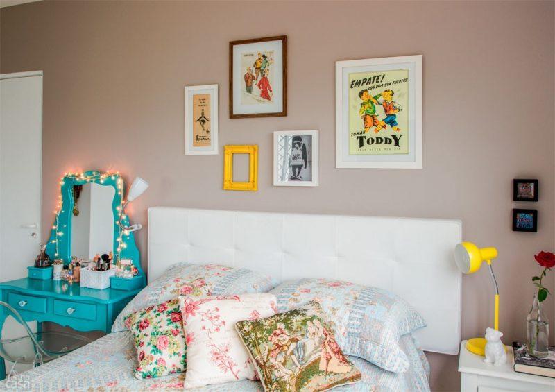 Dicas de decoração de ambientes usando cores