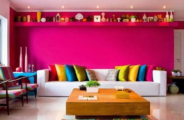Influência do Outubro Rosa na decoração de ambientes