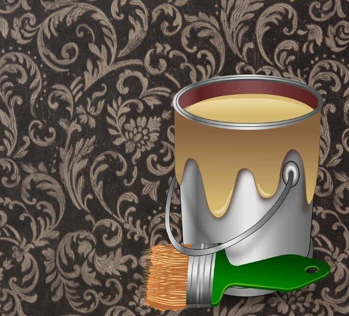 Pintura ou papel de parede? Qual o melhor e qual o custo?