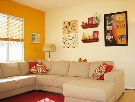 Dicas de cores para pintar sua casa