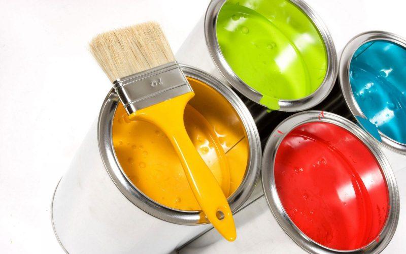 Tipos de Tintas – Características e Onde Usar para Pintar