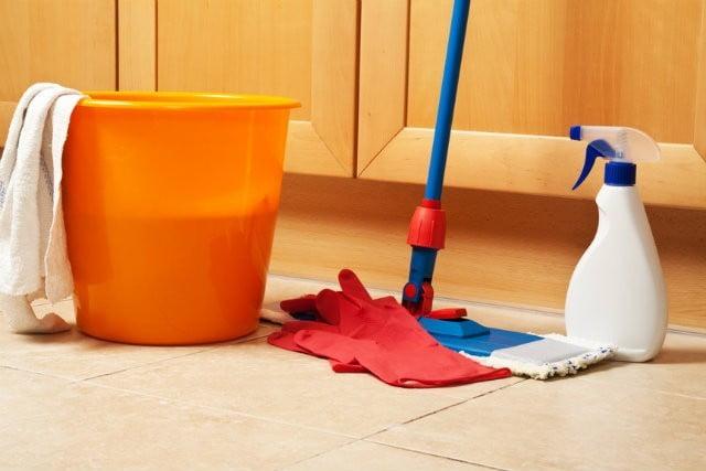 Como Limpar a Casa Rapidamente
