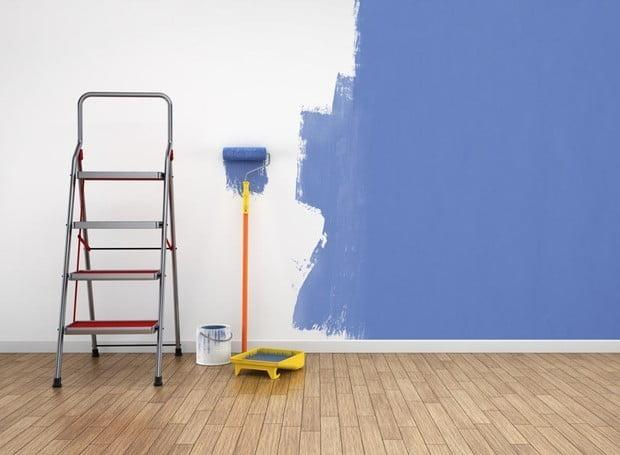 Como Pintar Parede – Dicas e Cuidados