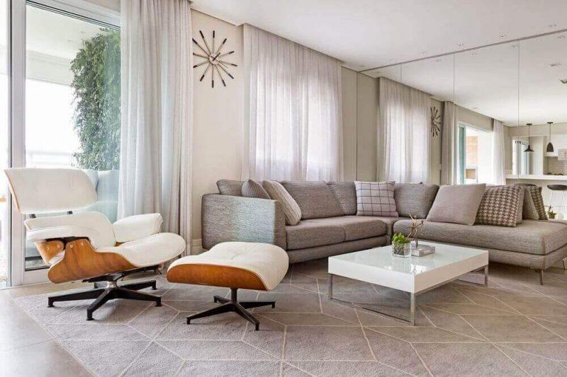 Qual o Sofá ideal para sala? – Dicas